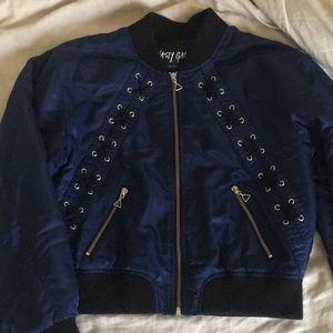 Nasty Gal bomber jacket